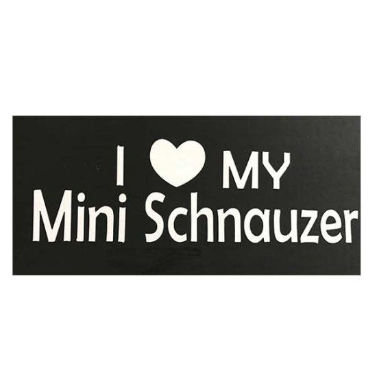 schnauzer vinyl